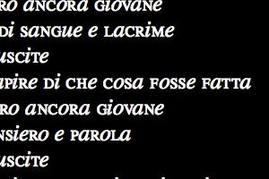 Materiale – Chiara Riccia