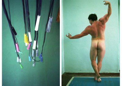 Schwarzenegger is my idol – Sergey Melnitchenko