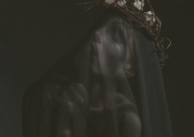 Covered in shame – Margherita Cesarano